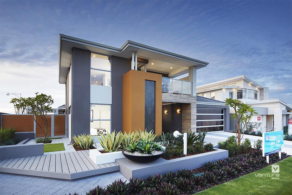 All Class with 'The Lexington' Perth Two Storey Display Home