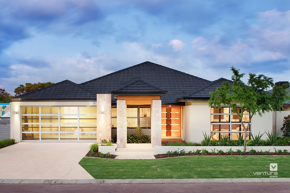 The new dimension perth display homes very ventura for Home designs perth wa