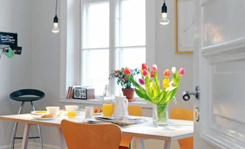 Flowers for your home in Spring - Source: www.homeinn.net