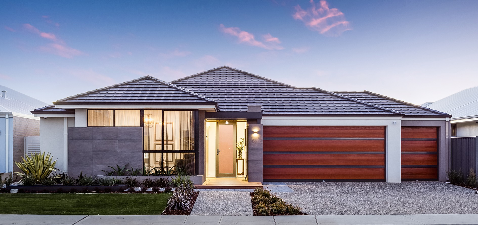 Project homes perth