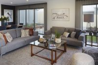 Living room, high quality ventura homes builders in perth