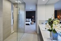 the davenport bathroom and bedroom