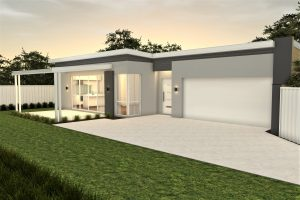 The Syracuse elevation by Ventura Homes